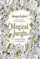 Magical Jungle An Inky Expedition And Colouring Book For Adults