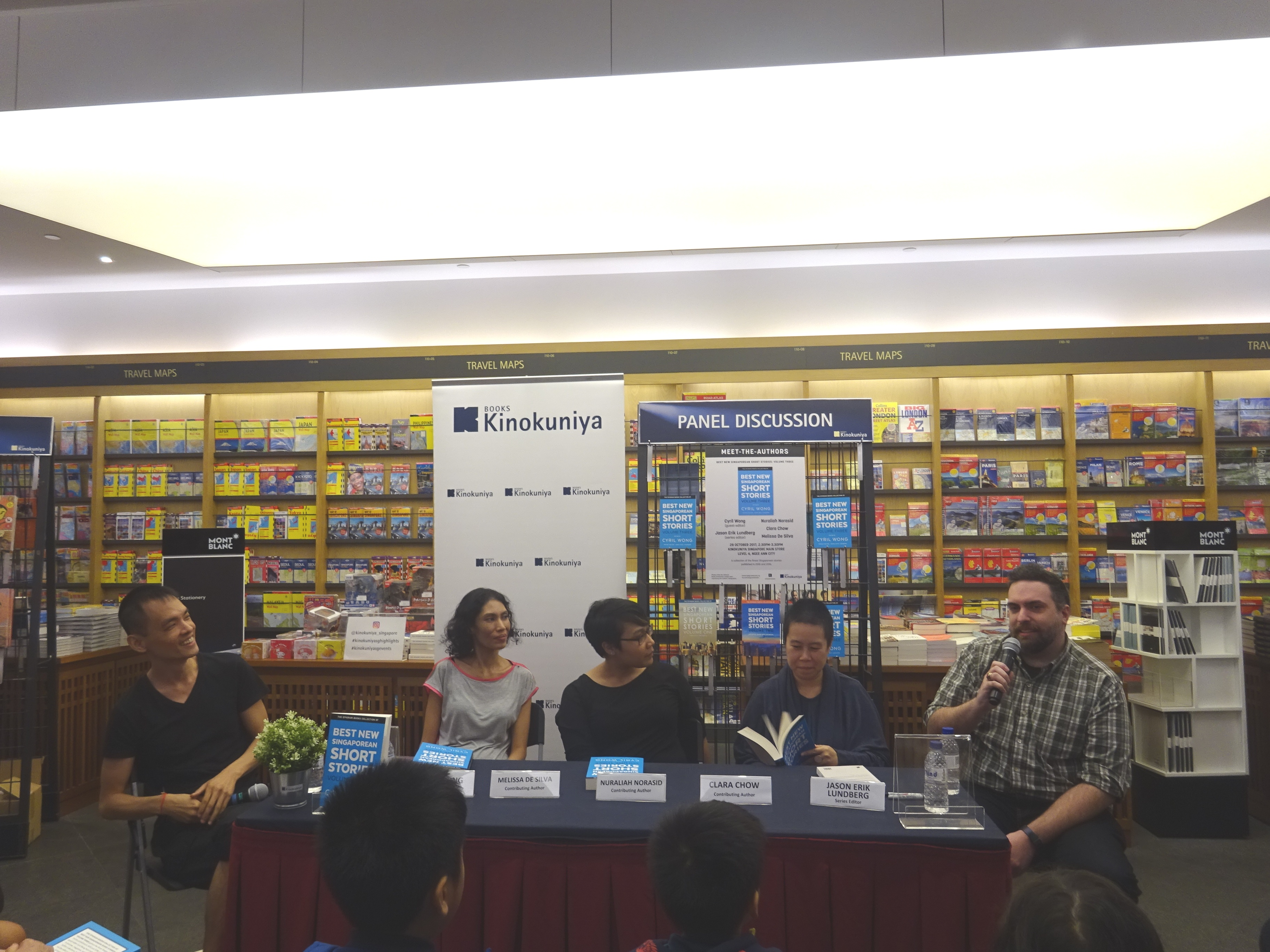 Best Short Books 2020 PANEL DISCUSSION: THE EPIGRAM BOOKS COLLECTION OF BEST NEW